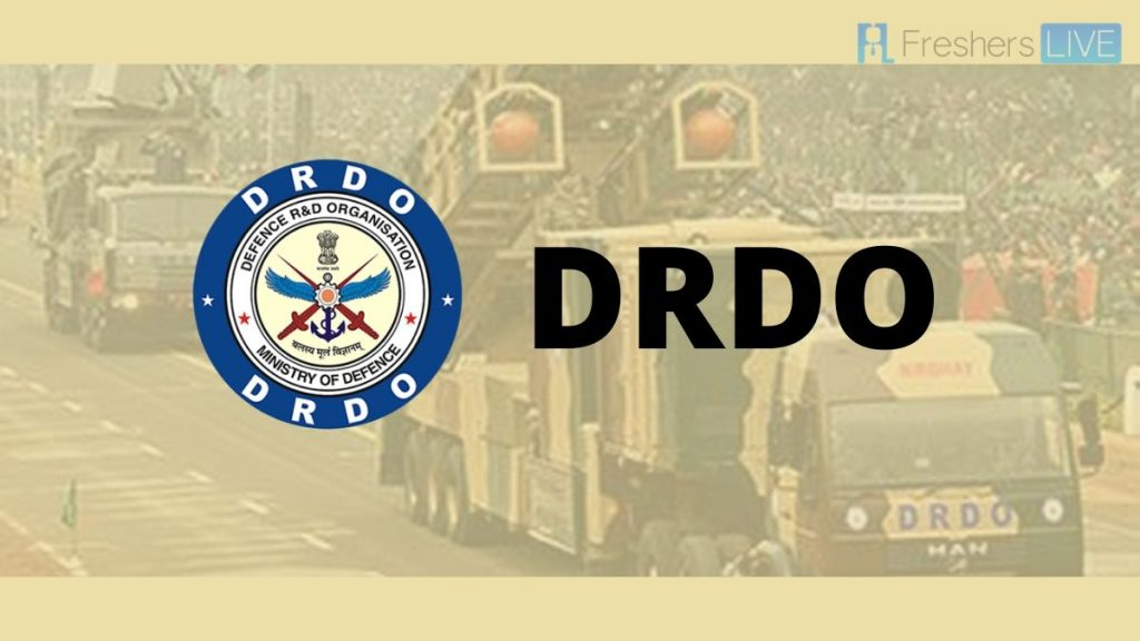 DRDO Scientist Recruitment 2020