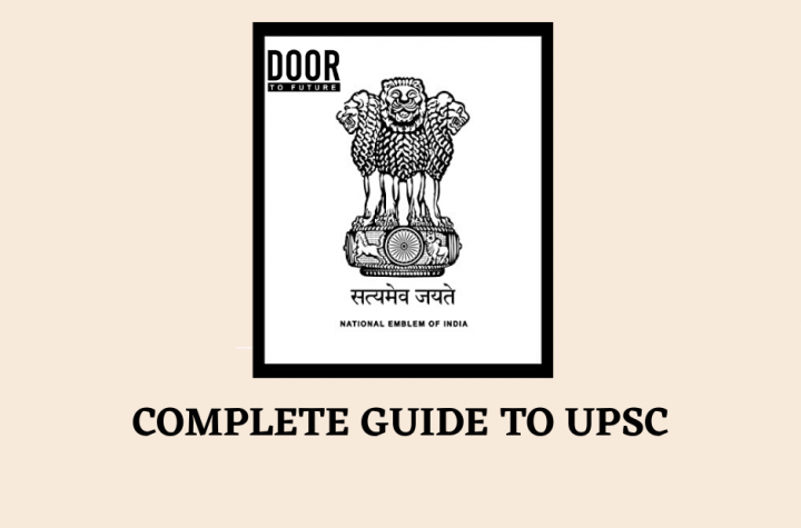 COMPLETE GUIDE TO UPSC