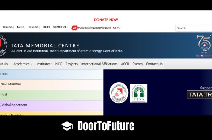 Tata Memorial Centre (TMC) Recruitment 2020