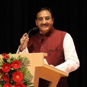 Dr.Ramesh Pokhriyal Nishank
