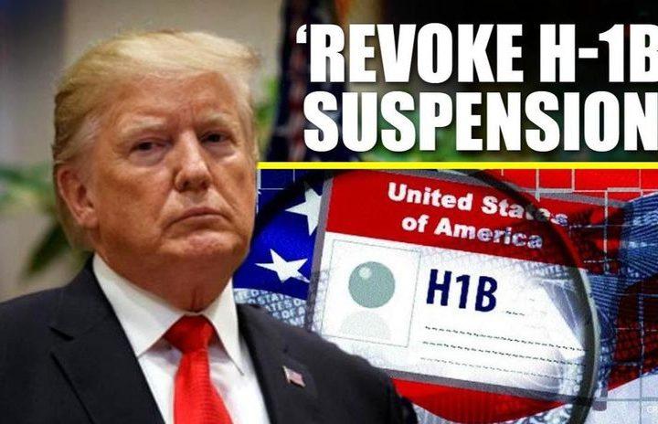 Trump Revokes VISA Order