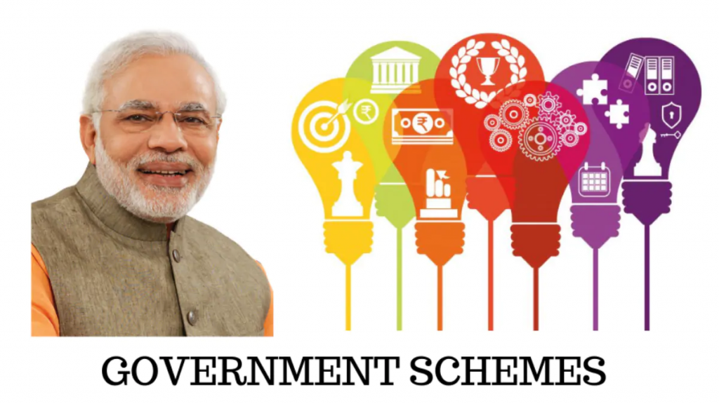 government schemes list