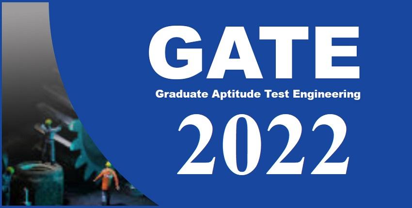 GATE 2022 Exam