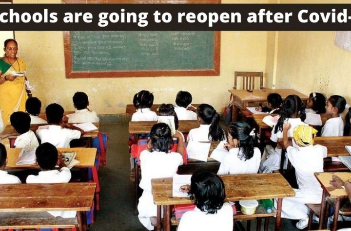 schools are going to reopen after covid